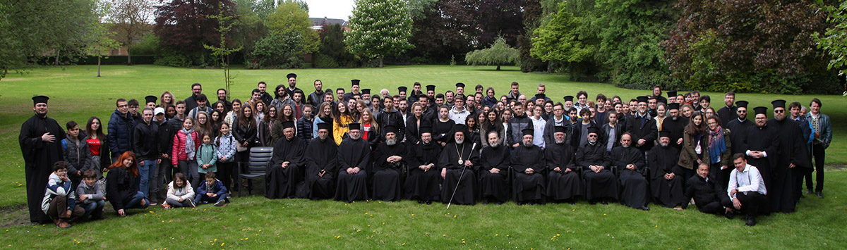 orthodox youth Gathering Benelux